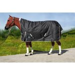 Tough Horse Regen-Winterdecke HALF NECK 1200D 300g. 135...
