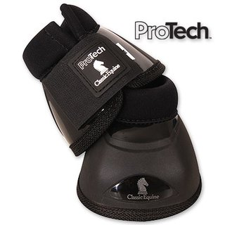 Classic Equine Pro Tech Bell Boots (No Turn)